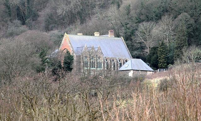 St Wulstan's RC church, Little Malvern