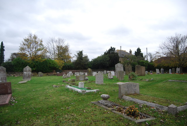 Churchyard, Church of St Margaret