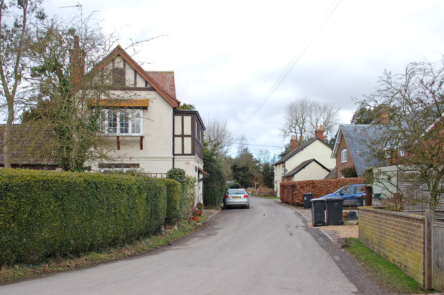 The Street, Bishops Cannings