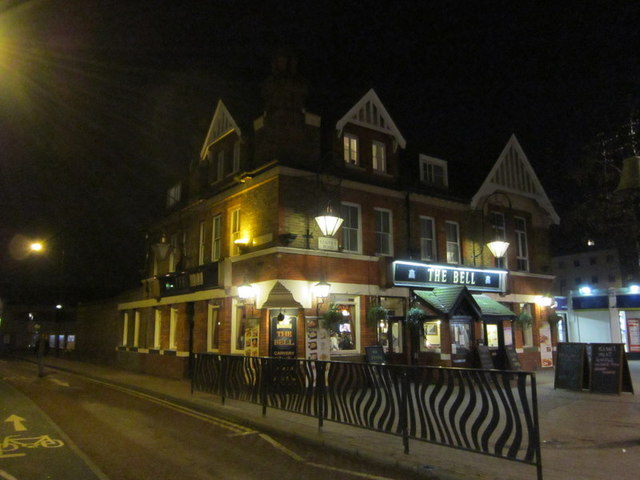 The Bell on London Road, Hounslow