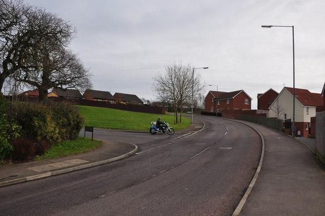 Chepstow : Denbigh Drive