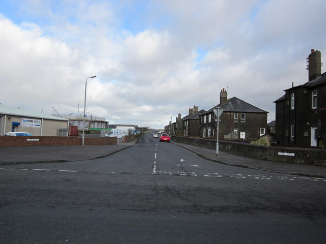 Glebe Road