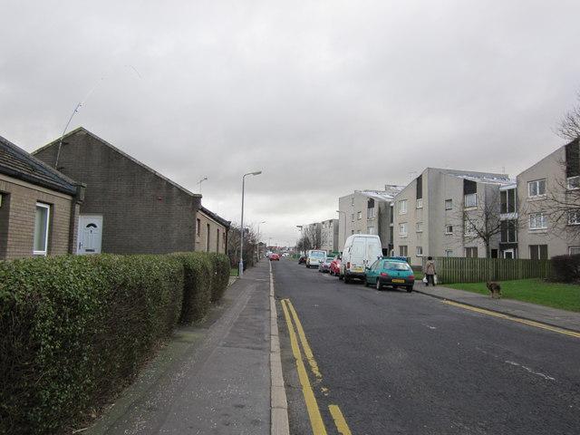 Viewfield Road
