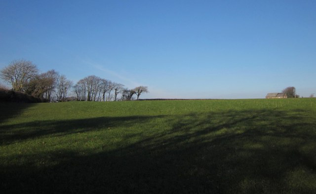 Field near Dubbs Cross