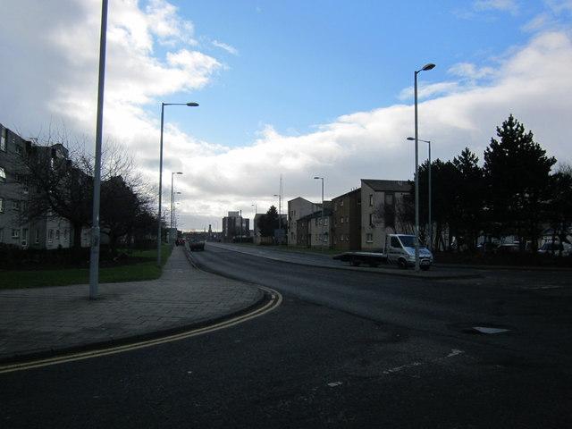 Allison Street