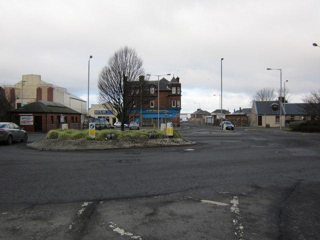 Allison Street Roundabout
