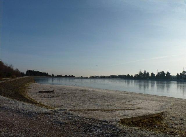 Clatto reservoir