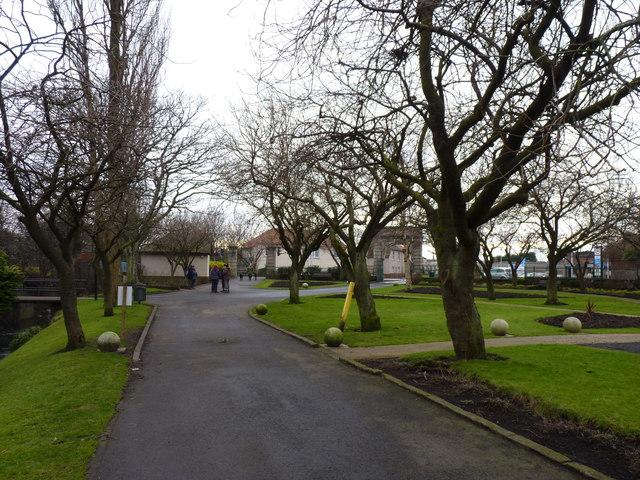 Letham Glen park