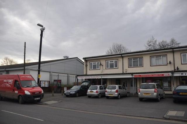 Chepstow : Bulwark Road & Shops