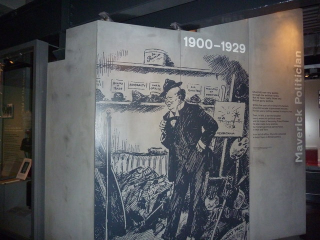 Inside the Churchill War Rooms (1)