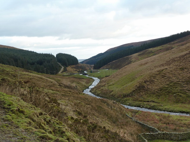 Looking towards Foot Holme