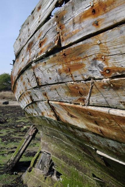 Motor Fishing Vessel, Forton Lake, Gosport