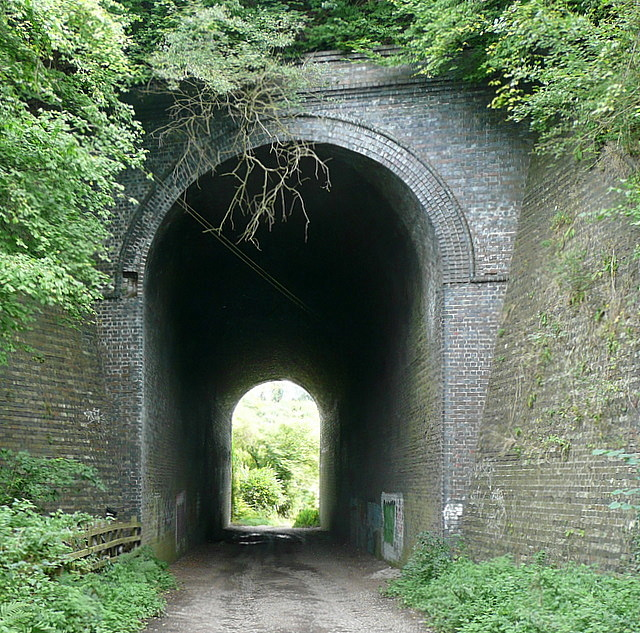 Viaduct at Riding Lane