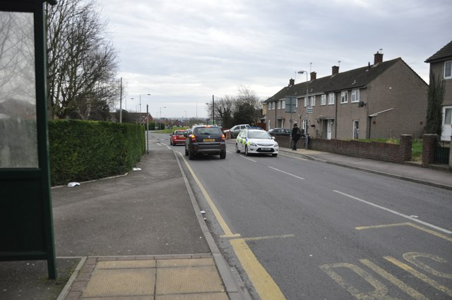 Chepstow : Thornwell Road