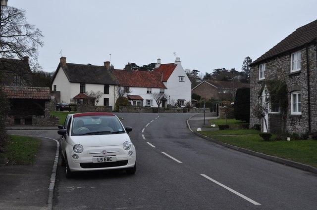 Tockington : Lower Tockington Road