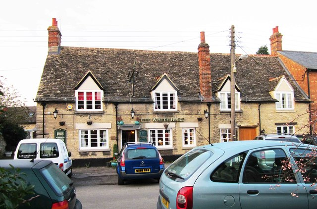 The White Hart (1), 31 Newland Street, Eynsham