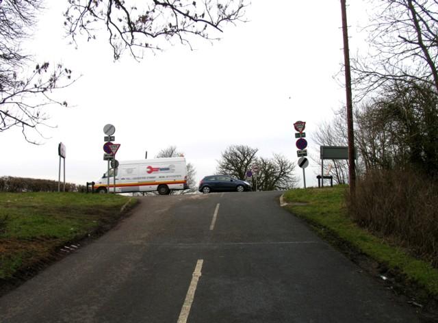 Gaddesby Lane meets Melton Road