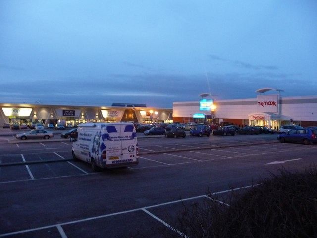 South Gloucestershire : Cribbs Causeway