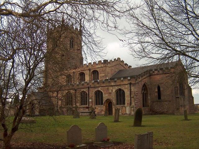 All Hallows - Harthill's parish church