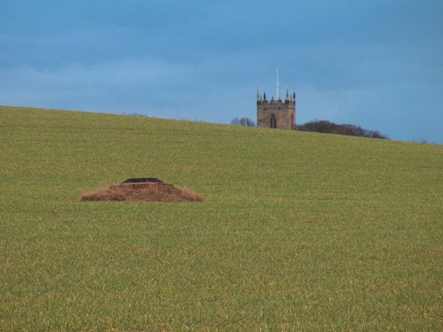 Over the hill to Harthill