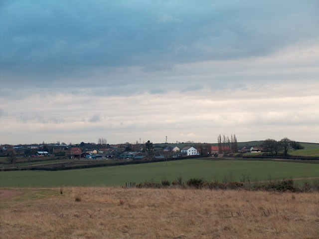 View to Woodall