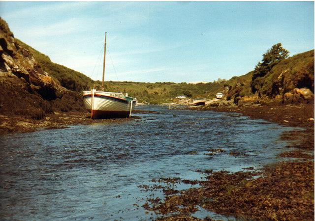 Porth Clais 1971