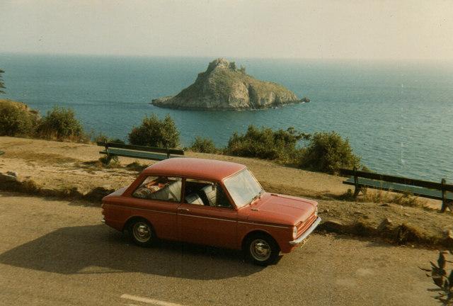 Thatcher Point 1971