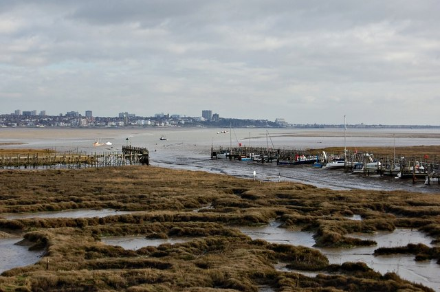 The Mouth of Oyster Creek