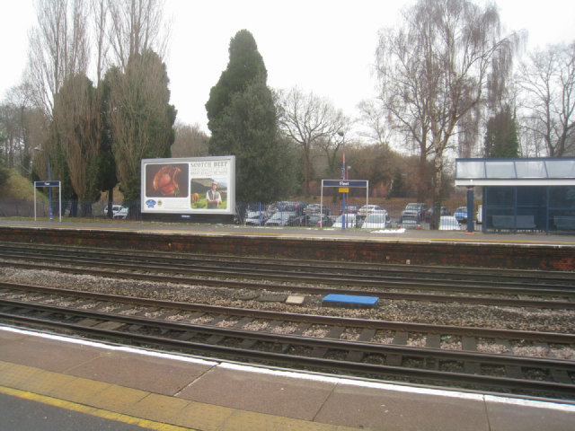 Fleet Railway Station