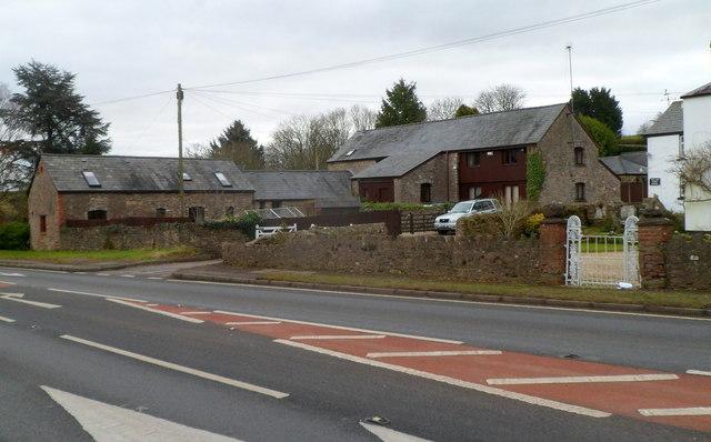 Swallow Barn, Penhow