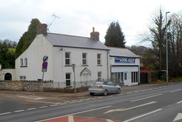 Penhow Bookshop