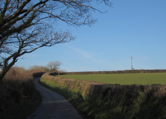 Lane to Dubbs Cross