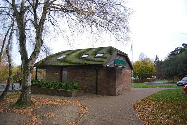Park office, Tilgate Park