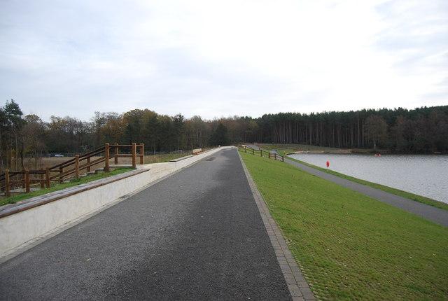 Tilgate Dam