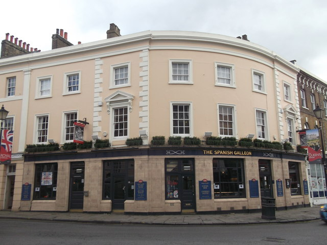 The Spanish Galleon, Public House, Greenwich (2)