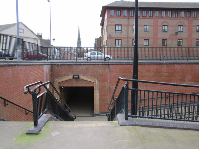 John Street Underpass