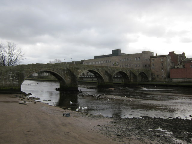 The Auld Brig