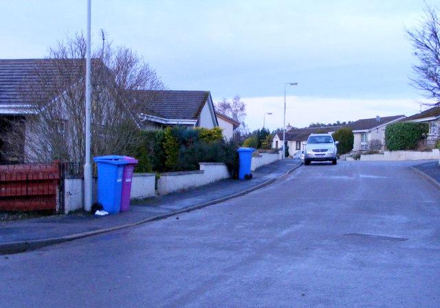 Kirkhill Drive Lhanbryde