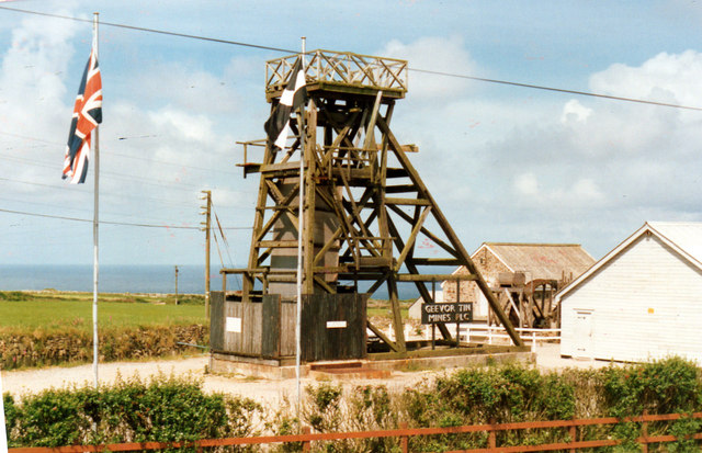 Geevor Tin Mine plc 1987