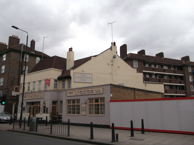 The Liquor Inn, Bow