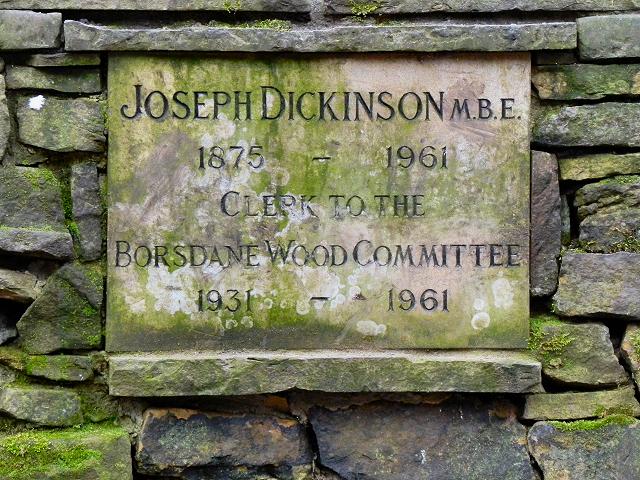 Joseph Dickinson Memorial
