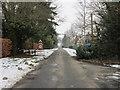 SU8999 : New Road, Little Kingshill by Ian S