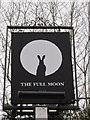 SU8999 : The Full Moon, Little Kingshill by Ian S