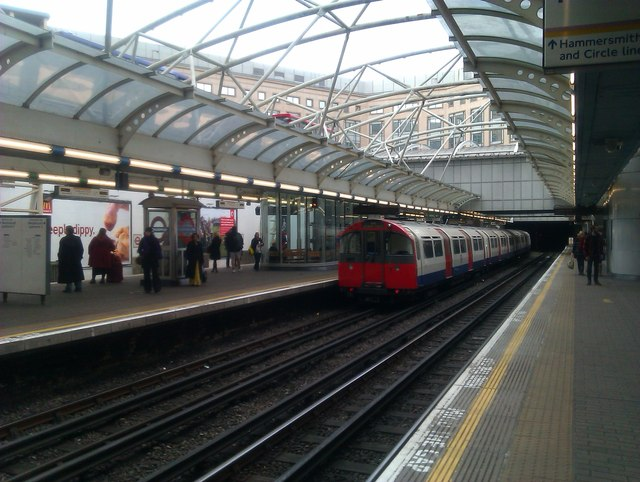 Hammersmith Station