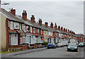 SO9596 : Housing in Ashley Street,  Bilston, Wolverhampton by Roger  Kidd