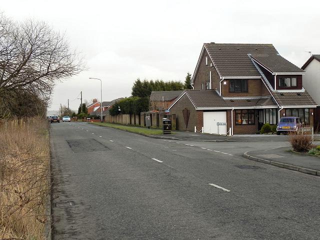 Alder Lane, Hindley