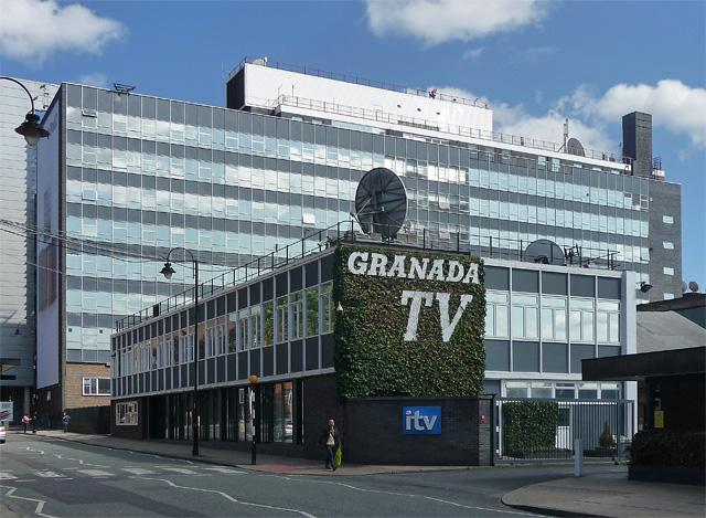 Granada House, Atherton Street,... © Stephen Richards cc ...