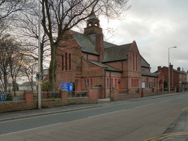 Parish Church of St John The Evangelist, Hindley Green