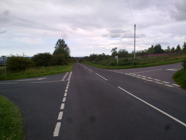 Crossroads on Longedge Lane