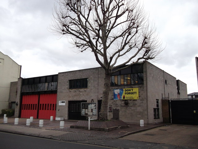 Bow Fire Station
